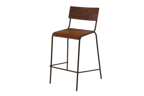 Sage Kitchen Counter Height Chair / Stool x 2 - Crank Furniture Co.