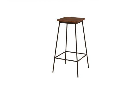 Brian Bar Stool x 2 - Crank Furniture Co.