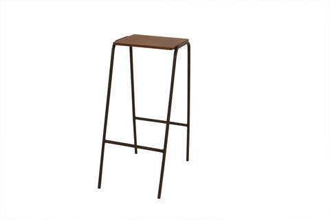 Ladder Bar Stool x 2 - Crank Furniture Co.