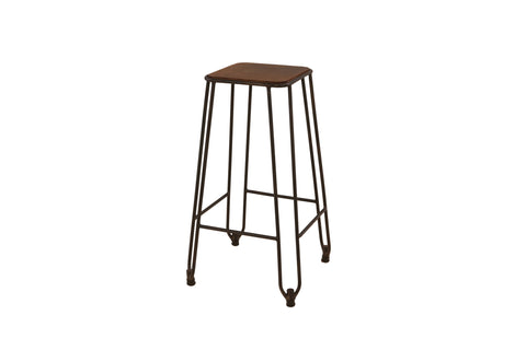 Birkin Bar Stool x 2 - Crank Furniture Co.