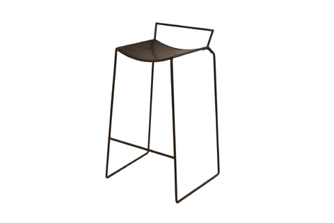 Lucas Bros. Bar Stool x 2 - Crank Furniture Co.
