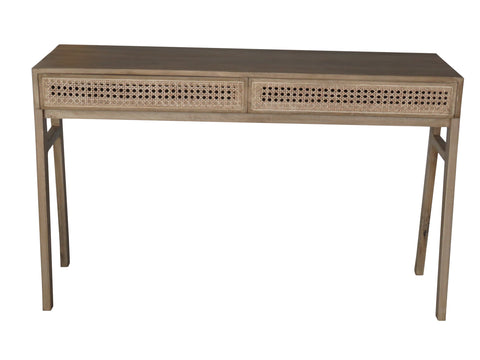 Console Table With 2 Drawers - Crank Furniture Co.
