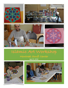 Workshop at the Montreal Sufi Center