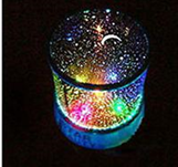 Amazing Star Master LED Sky Cosmos Space Projector Kids Bed Night Light Mood Lamp Gift