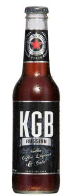 2 KGB Coffee & Cola