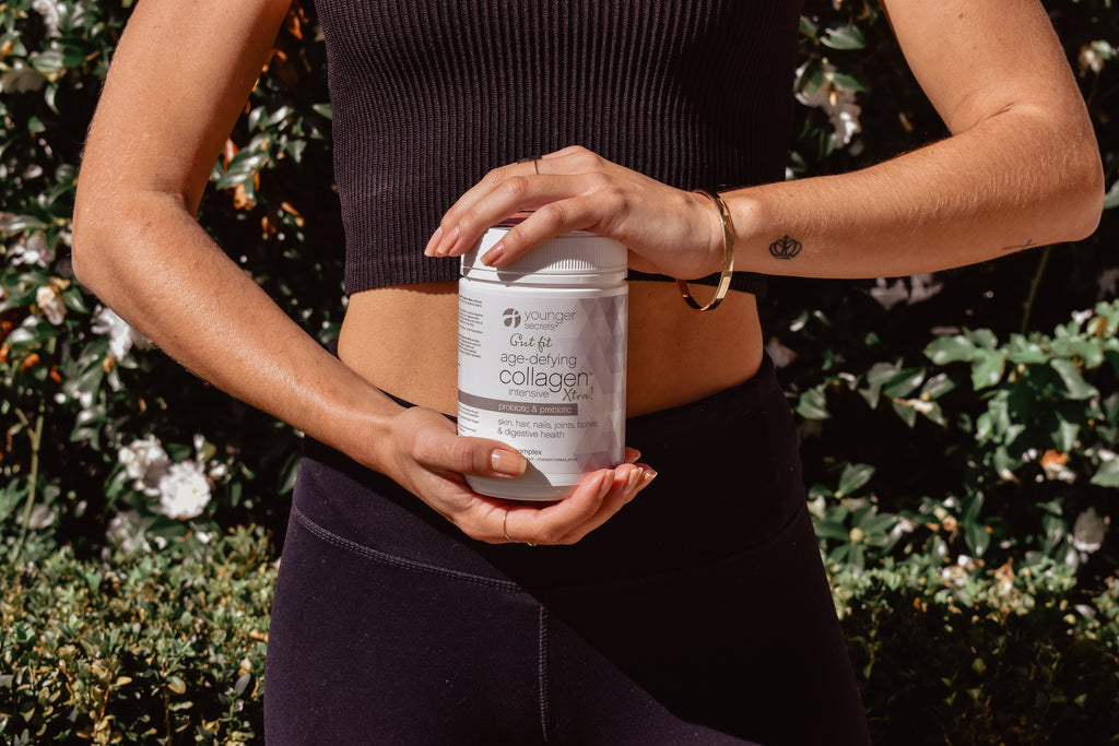 age-defying collagen™ intensive xtra! antioxidant pack (choose Body fit, Gut fit, Turmeric, Supa-Greens or Stress Less)