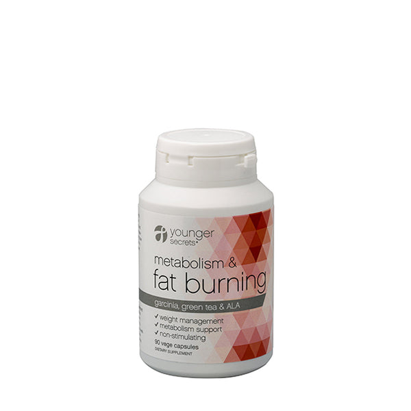 metabolism & fat burning capsules (90)