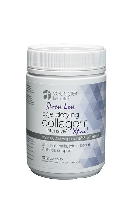Stress Less Age-Defying Collagen™ Intensive Xtra! - one months supply