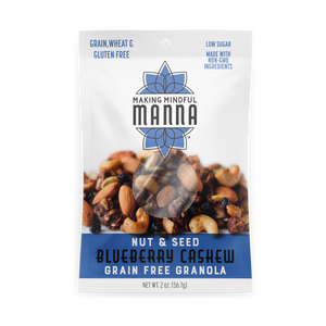 Load image into Gallery viewer, Blueberry Cashew Granola