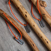 Todd Jostes National Academy of Outdoor Survival Bushcraft Build-Off Walking Stick