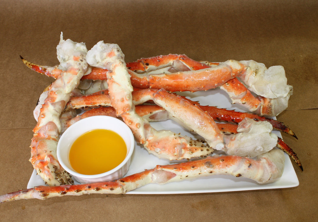 King Crab Legs Seaside Seafood