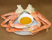 Snow Crab Leg Clusters Seaside Seafood