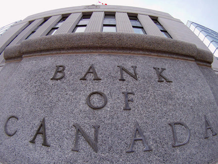 Trade woes weigh on business confidence as Bank of Canada weighs decision.