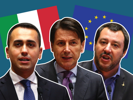 Everything you need to know about Italy's budget crisis — which threatens to trigger a major market meltdown.