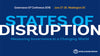 "Join Us for ""States of Disruption"" to Explore the Role of Governance in a Fast-Changing World!."