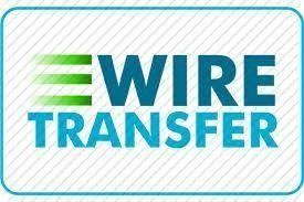 Betaling: Wire Transfer
