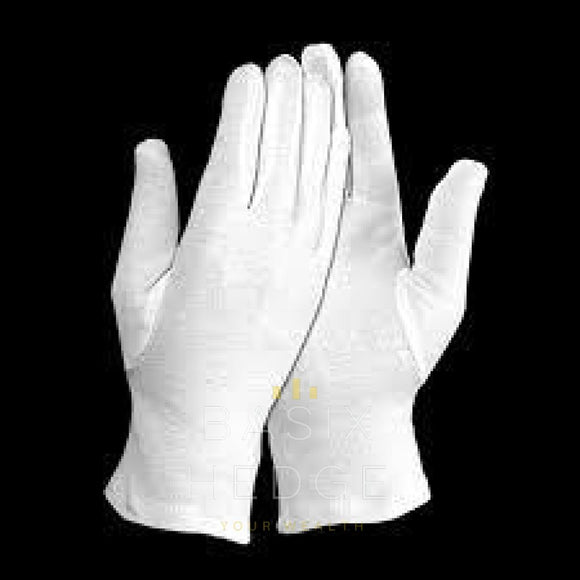 Cotton Glove - Large - 12 Pack (6 Pair) Accesories