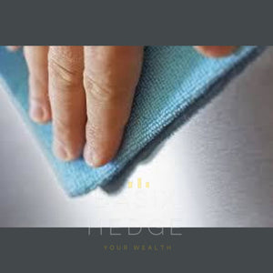 Ultra Microfiber Cleaning Cloth Accessoarer