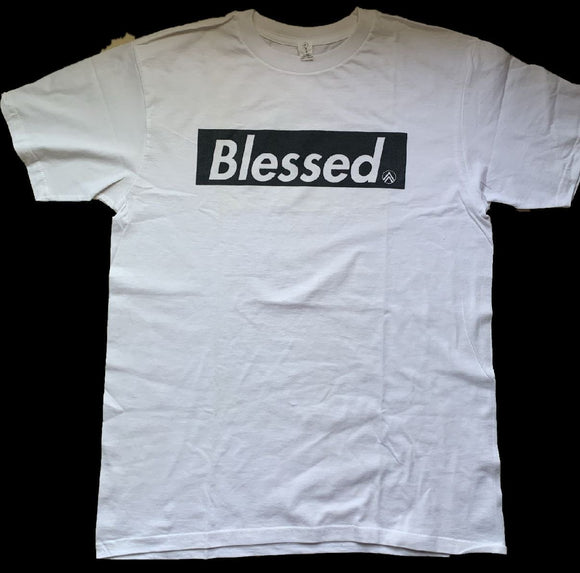 BLESSED WHITE/BLACK