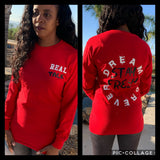 DREAM STAY FRESH FOREVER L/S