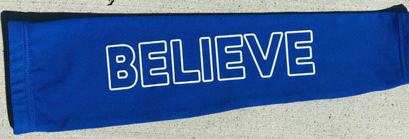 Believe Sports Sleeve  Blue/White