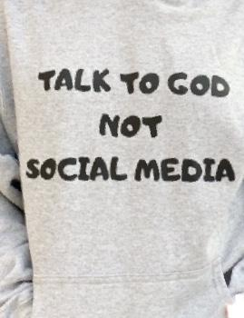 TALK TO GOD   GREY/BLACK