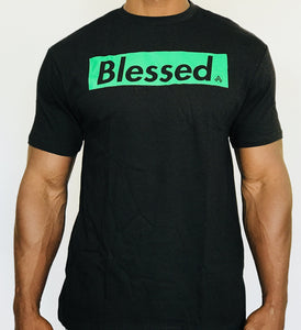 Blessed BLK/GRN