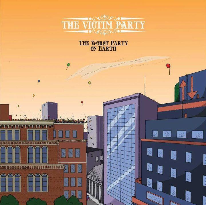 The Victim Party - The Worst Party On Earth LP