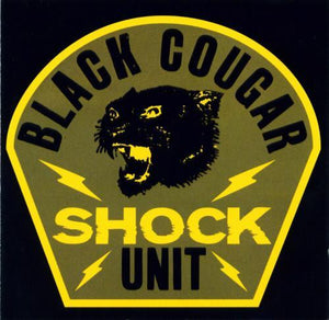 Black Cougar Shock Unit - s/t