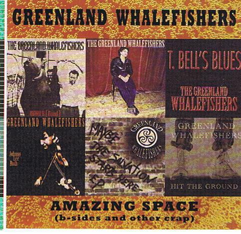 Greenland Whalefishers - Amazing Space collection