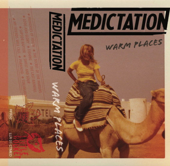 Medictation - Warm Places cassette