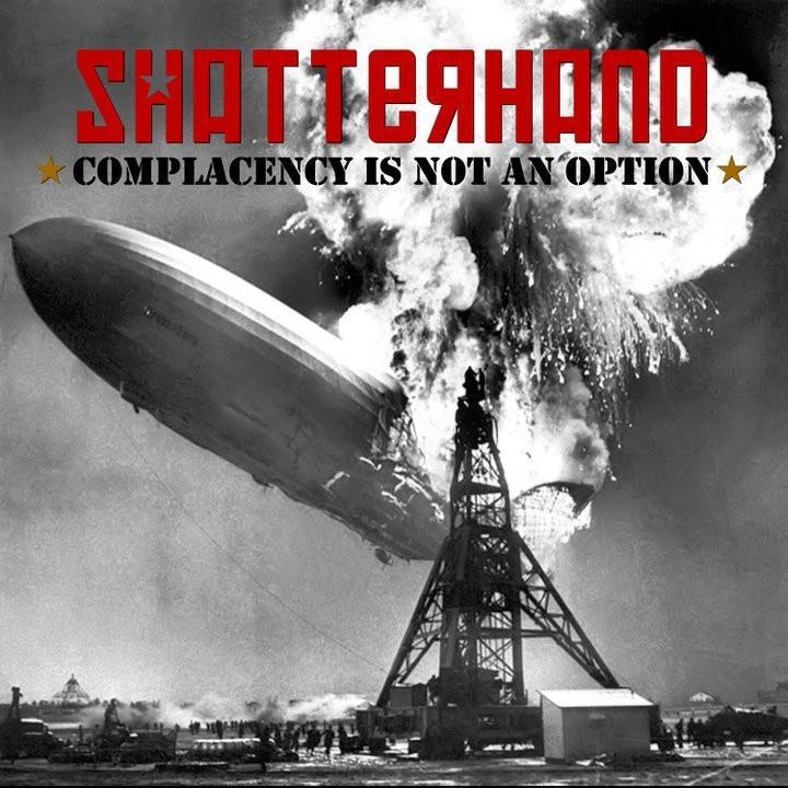 Shatterhand - Complacency Is Not An Option collection
