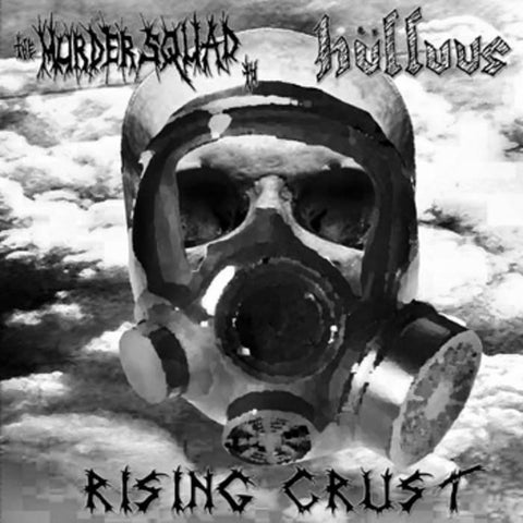The Murder Squad T.O. / Hulluus - Rising Crust cd