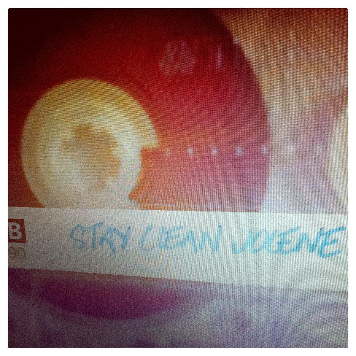 "Stay Clean Jolene - 3 songs 7"" & d/l"