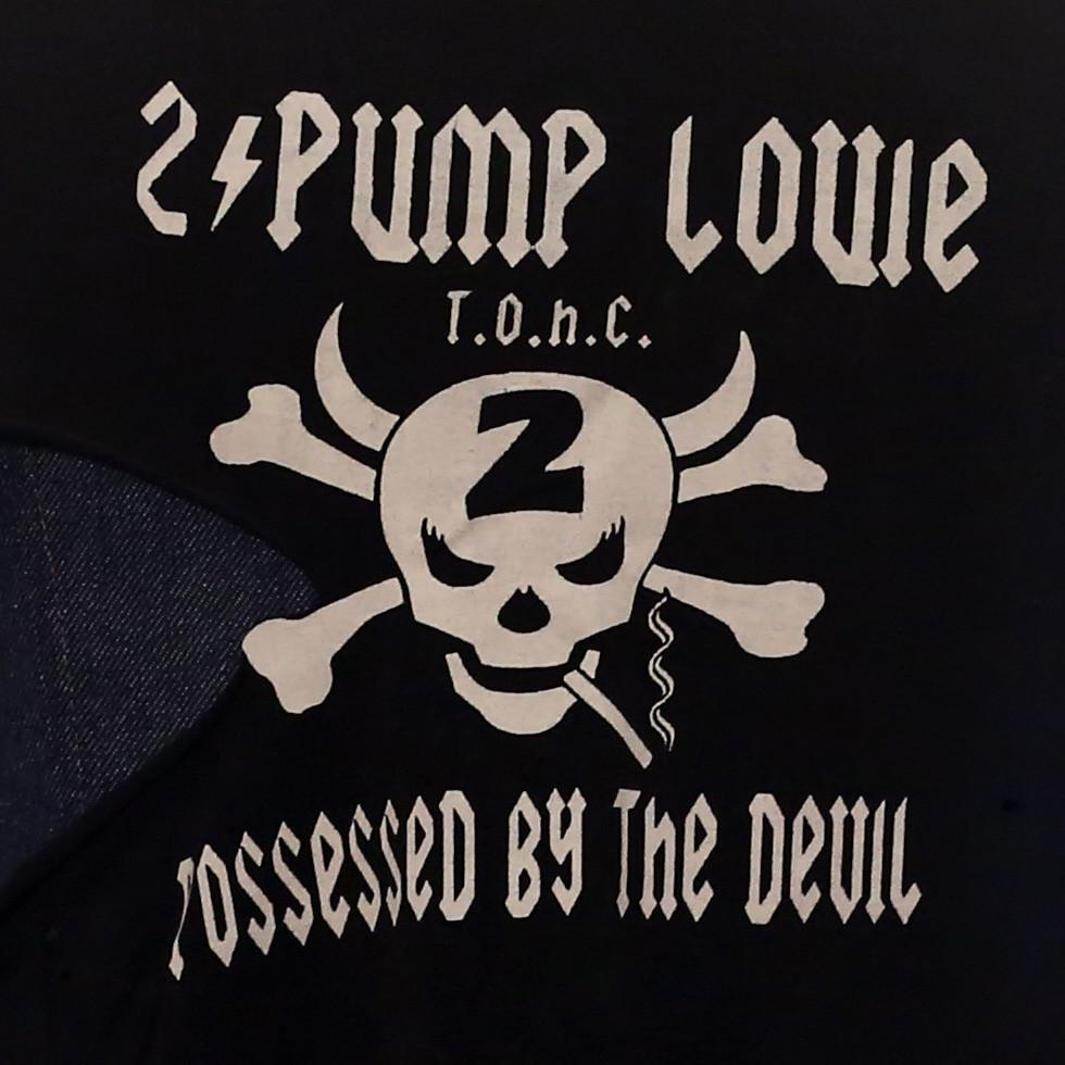 2 Pump Louie - Possessed shirt