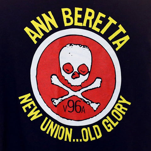 Ann Beretta - New Union shirt