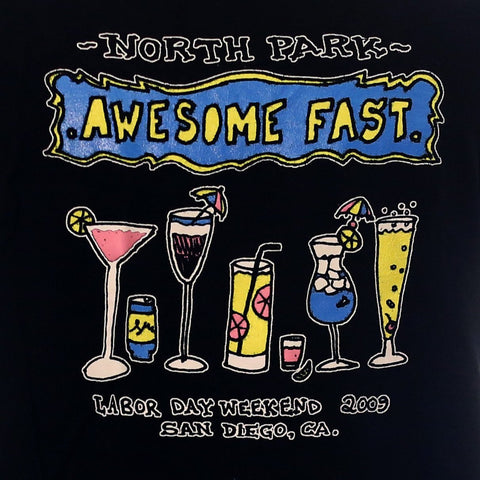 Awesome Fest 3 shirt