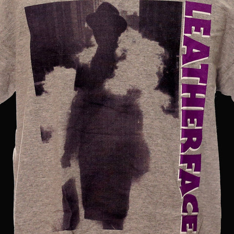 Leatherface - Smokey Joe shirt