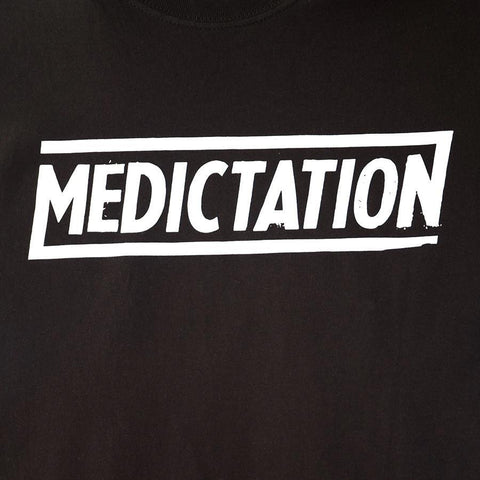 Medictation - logotype shirt