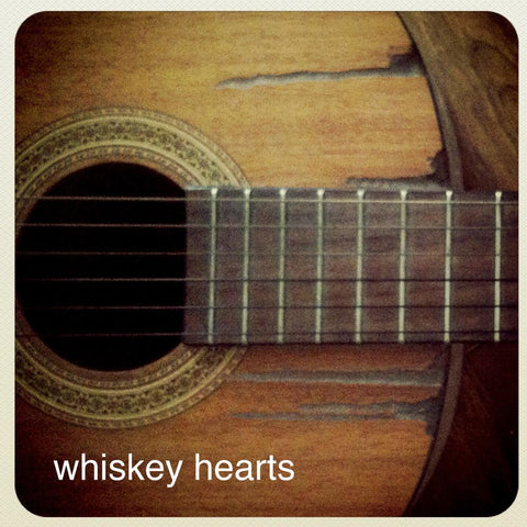 Whiskey Hearts - So Cold 7""