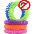 Image of 10Pcs/Pack Mosquito Repellent Bracelets - Above Ambition