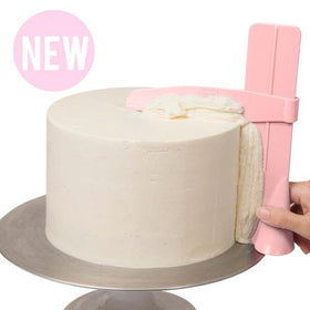 The ProFroster - The Original Adjustable Cake Scraper