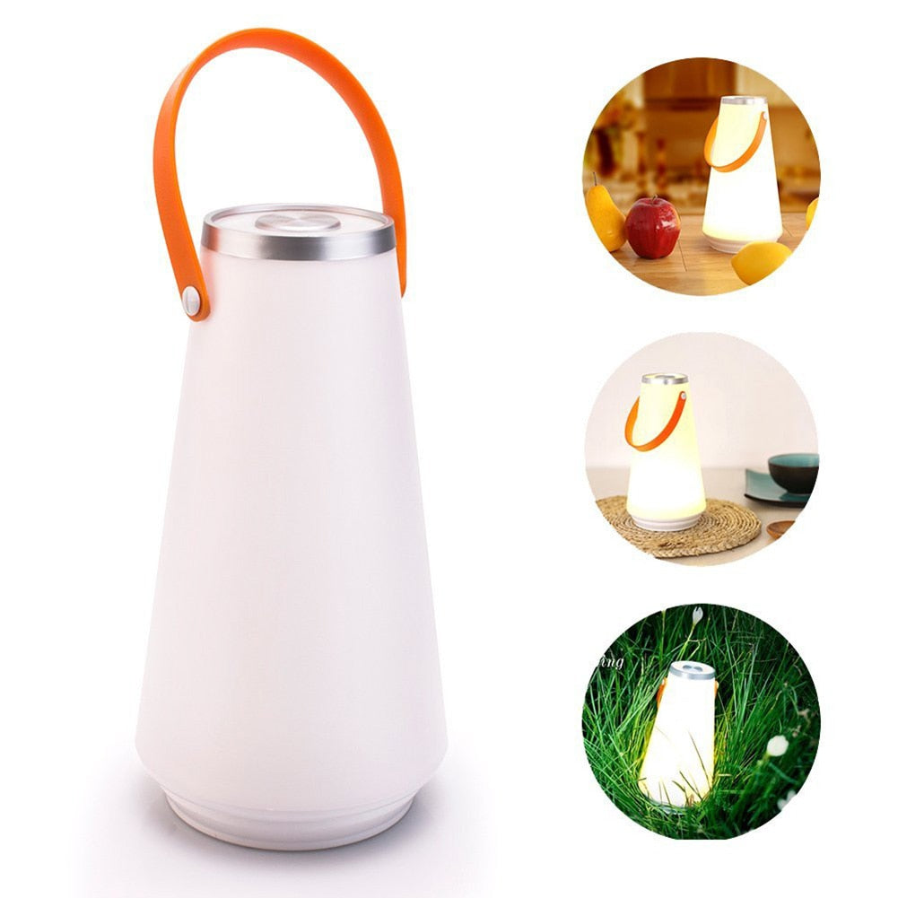 Portable Outdoor LED Night Light Lamp