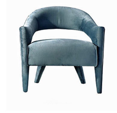 Tubby Chair - Teal