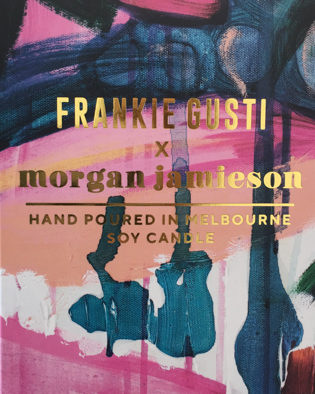 Frankie Gusti x Morgan Jamieson - Spiced Sugar Cookie