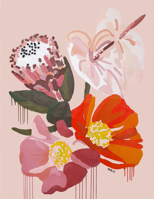 Adele Naidoo - Blush Limited Edition Print