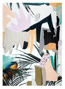 Georgie Wilson - Feels Like Summer Print