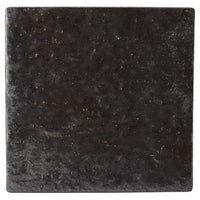 Black Gold Crystal 24cm Square Plate (245×245x13mm) KY7089-02