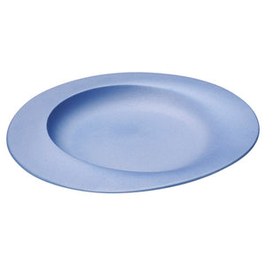 KOBARUTO Blue Shallow Round Plate KY7091-04 (240x25mm)
