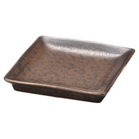 Meal Items Sen Square Small Plate KY7163-07 (102x102x15mm)